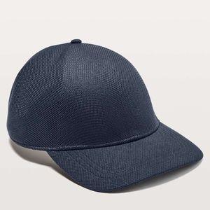 Lululemon Single Panel Hat *Cool True Navy - NWT!